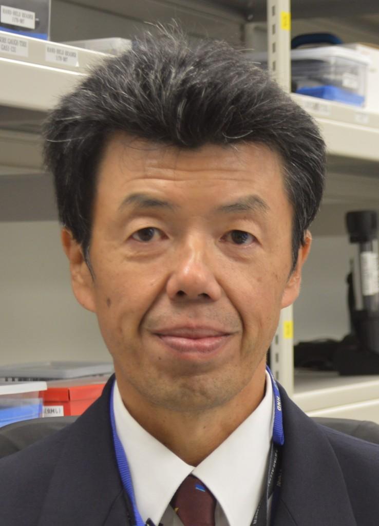 岡村 成田整備部マネージャー