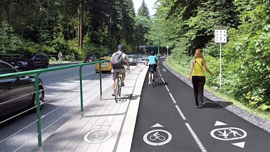 stanley-park-causeway-bike-lane-upgrades