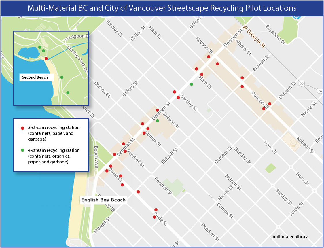 On-Street-Recycling-Pilot-Map