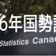 2016年、カナダ国勢調査調査用紙が舞い込みます。