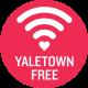 【バンクーバー初】イエールタウン無料Wifi エリアになります。