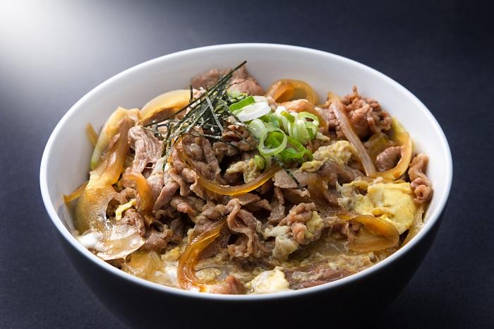 牛とじ丼zac-02-0007