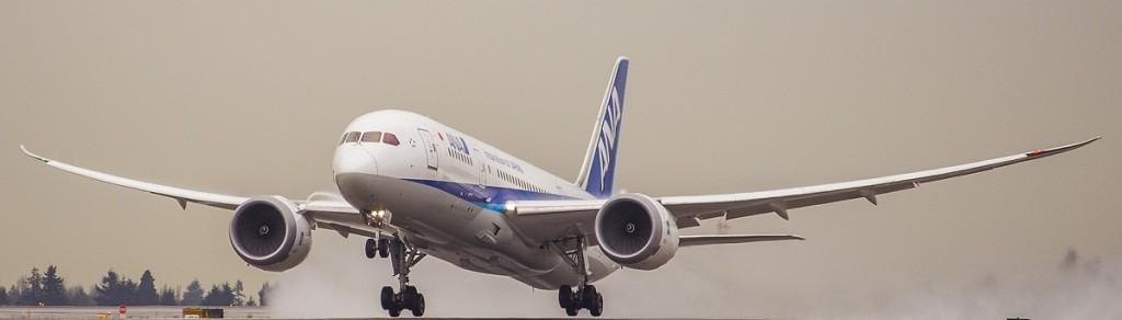 2016111 ANA 100,000th 787 Flight