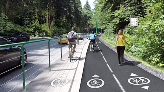 stanley-park-causeway-bike-lane-upgrades