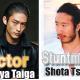 アメリカのTVドラマ『フラッシュ』に出演日本の俳優とスタントマン その1